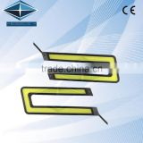 2015 hot sale cob car daytime running lamp auto led light
