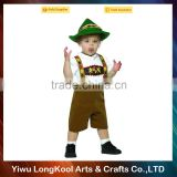 Halloween party little boys oktoberfest cosplay costume carnival kids costume