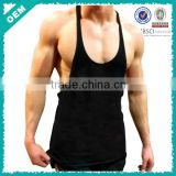 Mens custom stringer tank top wholesale (lyt020006)