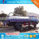 Competitive price for Vacuum sewage suction truck 12000L from factory