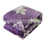 China supplier Thick Polyester blanket sofa throw