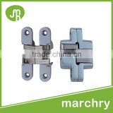 MH-1119 Full Size Brass Concealed Furniture Hinge                                                                         Quality Choice