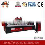 High accuracy and hot-sell eva foam cutting machine, cnc machine price for mass production