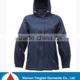 Manufacturer price ultra light waterproof jacket,foldable rain jacket