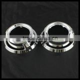3 inches heat resistant HID bi-xenon projector lens shroud for Hella Q5 Koito Bosch Xenon HID headlight Projector Lens