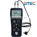DTEC DT300 Digitally Ultrasonic Thickness Gauge,High Precision 0.01mm or 0.001 inch,measure steel,plastic,ceramic,glass