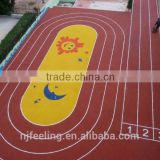 Safety Epdm Rubber Granules/polyurethane binder epdm rubber granules For School Playground-CP03