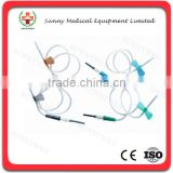 SY-L045 Medical soft connection blood collection needle single wing needle butterfly needle