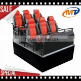 5D cinema hydraulic ,5D/6d/7d cinema system, commercial outdoor movie theater projectors
