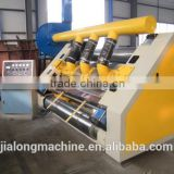 low prices wholesale! single facer cardboard macking machine/duoble corrugated paper machine/packing line/prices