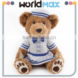 New Arrival Most Popular Navy Teddy Beach Toys For Girls
