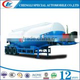 2axles 3 axles 28cbm 30m3 Truck Trailer Use and Customer Request,35m3 Size Bulk Cement Trailer
