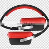 2016 New sport stereo Bluetooth earphone bluetooth 4.1 chipset long standby earphone 60 hours talking time CE FCC