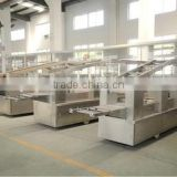 Semi automatic food confectionery professional good quality ce biscuit wafer making machine
