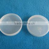 PE cap for milk glass bottle