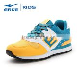 ERKE wholesale dropshipping lifestyle classic brand lace-up youth kids running shoe (Little Kid/Big Kid)