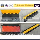 factory supply cable speed hump cable protector flexible cable protector floor cable protector