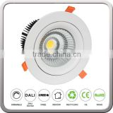 Commercial Lighting 5 Years Warranty COB LED Downlight Recessed 6 inch With Philips Driver With CREE COB