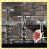 Hot Sale Crystal Chandelier Candle Holders For Table Centerpieces