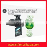 2.5 inch TFT LCD screen H198 security monitoring system the hd driver recorder mini DVR camera