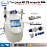 Beauty 2016 fractional rf face lifting machine for sale/ rf fractional micro needle / fractional rf microneedle