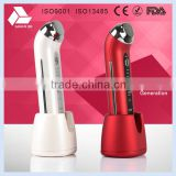 Galvanic ion facial lifting massager and collagen regeneration device