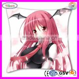 F018 Cartoon Sexy Girl Anime Hugging PIllow Cushion Cover Sublimation Printed Hugging Cushion