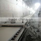 Gypsum Plaster Powder and Board Production Plant Equipments