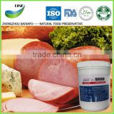 FDA natural high efficient harmless preservative for sausage,ham,smoked sausage,chicken,beef and pork