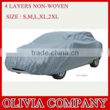 folding garage car cover,polyester car cover