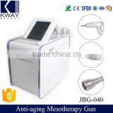 No needle mesotherapy machines skin whitening injection facial massager machine
