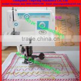 button stitching mini sewing machine for home crafts