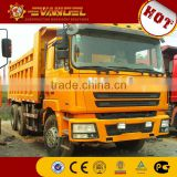 INquiry about fuel consumption of dump truck SHACMAN brand dump truck with crane dump truck in uae for sale