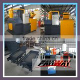 Fast shipping good packed scrap copper wire granulating machine