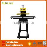 Hot Industrial Equipment For Small Business Double Working Tables Heat Transfer Vinyl Heat Press Machine Price