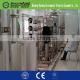 20T/H Two-Stage Reverse Osmosis Water treatment Equipment For Surface Water , Lake , River , Rain ,Well