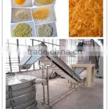 Fully automatic sweet extrusion puffed bread crumb extruder machine equipment production line/process line