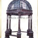 Outdoor Metal Decorative Gazebo For Wedding