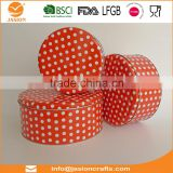 Food container for packaging