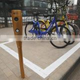 Share bike electronic fences