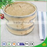 Hot Sale Healthy Smooth Optima Bamboo Steamer