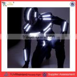PGMC1094 Luminous led dance suit led robot costume performance clothing