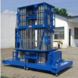 Rated Load 150 kg Hydraulic Lifting Platform for Working Height 16 / 18 m