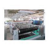 Full automatic Servo flat screen Scraper Fabric Printing Machine for rugs / non woven fabric