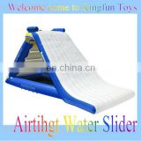 Airtight water slide