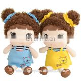 beautiful human baby shaped rag doll plush toy girl birthday gifts