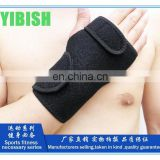 Hot Sale Adjustable Neoprene Compression Gloves Steel plate Palm Support Wrist Brace#HW0003