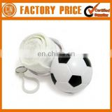Promotion Custom Cheap Disposable Raincoat Ball with Key