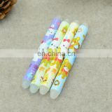 pen shaped gel pen ink eraser