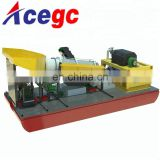 Mini / Small Size River Gold mining bucket chain dredge for sale